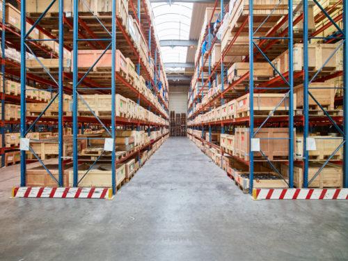 Sadel innoveert: de eerste stappen richting een volledig geautomatiseerd magazijn zijn gezet.