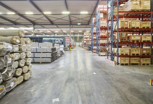 Sadel innoveert: eerste stappen richting een geautomatiseerd magazijn & nieuw WMS zijn gezet