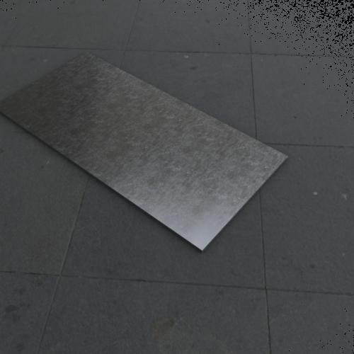 RVS warmgewalste platen